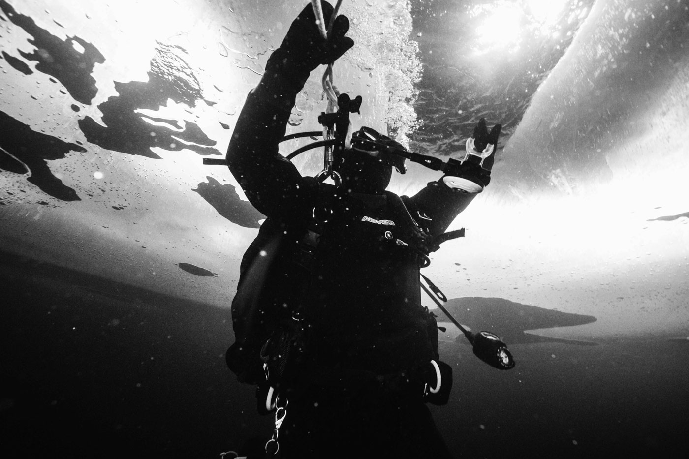 Green Adventures Kenora Ontario Scuba Diving 0014