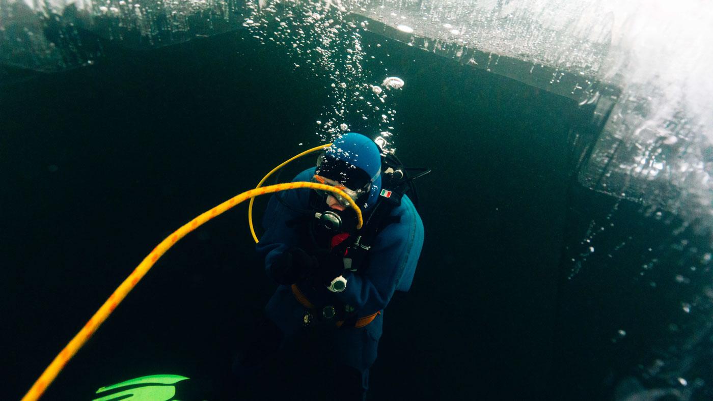 Green Adventures Kenora Ontario Scuba Diving 0019